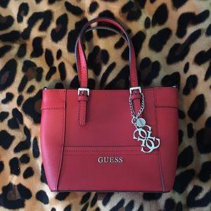 Red Guess Mini bag